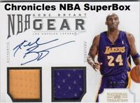 NBA Super Box 30 Cards: 2 Auto/Relic + Stars + RCs + 1 NBA Chronicles PACK!!!