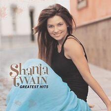 Shania Twain - Greatest Hits - Shania Twain CD 92VG The Cheap Fast Free Post