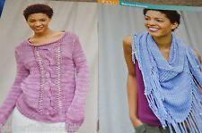 Berroco  Book 330  Knitting Patterns  Booklet Karma