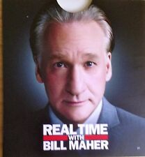 Real Time with Bill Maher, Obama, Martin Short & Holder HBO DVD 2 Episodes 2017