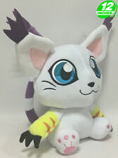 Big 30CM Digimon Adventure Tailmon Plush Stuffed Doll 12'' DAPL8028