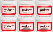 Yodora Deodorant Cream 2 oz.( Pack of 6 ) New Look *