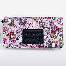 NWT Tokidoki Sanrio Hello Kitty Kawaii Adventures Long Wallet