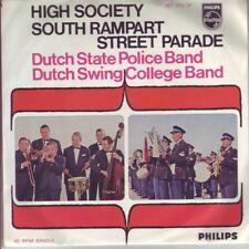 Dutch State Police Band / Dutch Swing College Band High Society / South Rampart