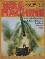 War Machine Issue 2 A guide to the World's surface to surface missiles