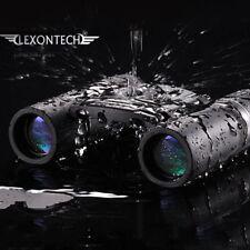 2019 LexonTech 20X22 Zoom Lens Pocket-Size HD Night Vision Binoculars Telescope
