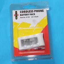 LTS GP 300 4.8V, 300mAh CORDLESS PHONE BATTERY PACK