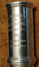 1927 HAYNES FLUTE- STERLING SILVER - Handmade 4 digit Serial # 9631,Tunning =442