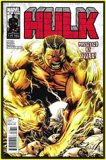 Hulk #36 (2011) 1St Yellow Hulk Zzzax Modok Thunderbolts Marvel Nm/Nm- Hot!
