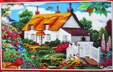 New 500 Piece Jigsaw Puzzle (Summer Garden Cottage)