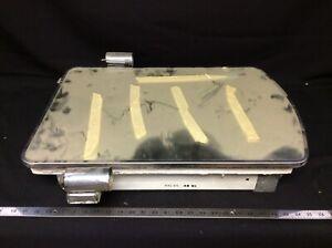 Vtg. Homart 707-3997 Recessed Bathroom Cabinet Side Lights Mirror  Glass Shelves