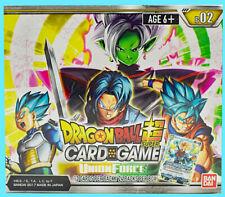 DRAGON BALL SUPER UNION FORCE BOOSTER BOX NEW SEALED 24 PACKS Bandai Series 2