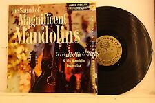 """The Magnificent Mandolins by Dick Dia and his Mandolin Orchestra, LP 12"""" (G)"""