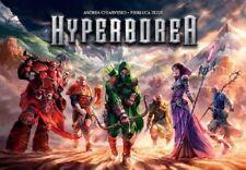 Asterion Press Games: Hyperborea board game (New)