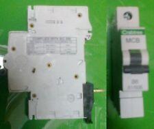 1 X Crabtree Starbreaker 40A 61/B40 40 Amp Circuit Breaker MCB used