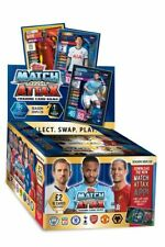 Conditionnement multiple Topps Match Attax Football trading cards 2019//20