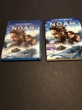Noah (Blu-ray/DVD, 2014, 2-Disc Set, Includes Digital Copy)