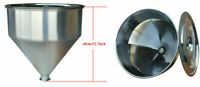30L/6.6 Gallon Hopper For Liquid Filling Machine (≤500ml)