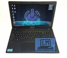 "ASUS X551C 15.6"" Laptop Intel Core i3-3217U 1.80GHz 4GB RAM 500GB Windows 10"