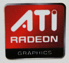 ATI RADEON GRAPHICS  Sticker Logo Decal for laptop/desktop PC