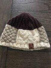 True Religion Patchwork Wool Hat Womens