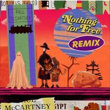 PAUL MCCARTNEY - NOTHING FOR FREE / REMIX - NEW 2 TRACK BRAZILIAN PROMO CD