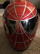 Icon Alliance Spiderman Custom Motorcycle Streetbike Helmet