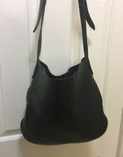 CO LAB HANDBAG BLACK LEATHER PURSE