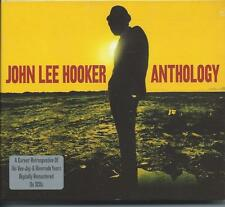 John Lee Hooker - Anthology - Greatest Hits (3CD 2011) NEW/SEALED