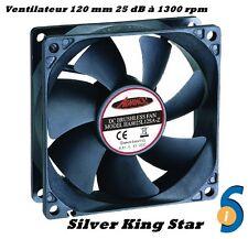 VENTILATEUR PC ADVANCE 120mm V-A120 SILENCIEUX 26 dB FAN 120 mm Livraison ECO