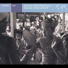 Explorer Series: Bali - Gamelan Semar Pegulingan by Various Artists (CD,...