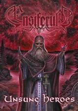 """Ensiferum pegatina/sticker # 4 """"Unsung Heroes"""""""