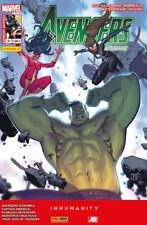 Avengers Universe n° 15 - Agent du T.E.M.P.S. (couverture2/2) | marvel