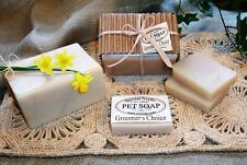 Groomer's Choice PET LOAF SOAP Handmade + Natural w/ LAVENDER Rosemary TEA TREE