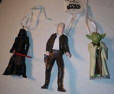 Hallmark Disney Star Wars Ornament Lot Nwt
