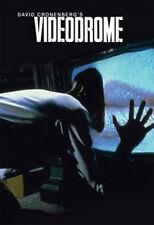 Videodrome (1983) James Woods, Sonja Smits DVD *NEW