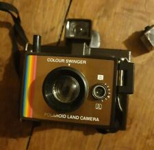 Vintage Poloroid Land Camera colour swinger No Film untested, display item.