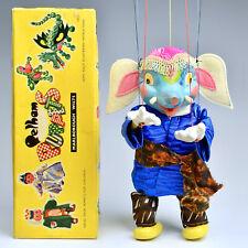 Vintage Pelham Puppet - SL63 ELEPHANT - Tagged & Boxed
