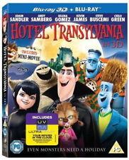 Hotel Transylvania (Blu-ray 3D) [New DVD]