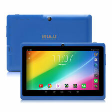"iRULU eXpro 7"" Touch Screen Android 6.0 Kit Kat 1GB 16GB Tablet PC BT GMS Blue"
