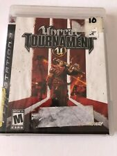Unreal Tournament III (Sony PlayStation 3, 2007) Complete, Tested, Free Shipping