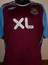 West Ham United Home Shirt (2007/2008) xxl men's #458