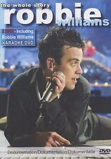 Robbie Williams - The whole Story  ( DVD )