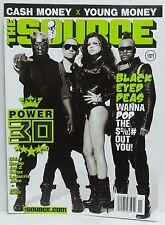 Black Eyed Peas The Source Magazine Fergie Diddy Snoop Jay-Z Ludacris VERY RARE!