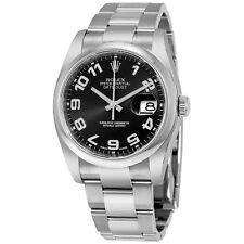 Rolex Datejust 36 Stainless Steel Mens Watch 116200/72600