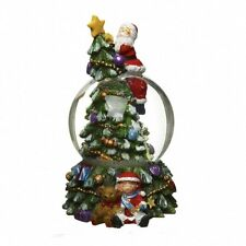 Heaven Sends Christmas Tree Snowglobe - Christmas Collectors Item