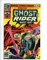Ghost Rider #19, VF 1977, Satan! Son of Satan  Newsstand