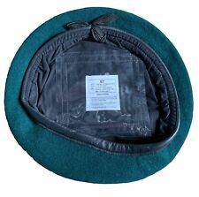 More details for rm royal marines commando green beret - size: 57cm , british military issue new