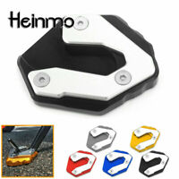 Kickstand Side Stand Extension Pad Plate For YAMAHA MT09 FZ09 Tracer 900 XSR 900