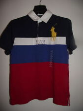 Ralph Lauren Collared Rugby Shirt T-Shirts & Tops (2-16 Years) for Boys